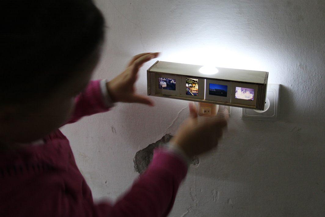 סדנת מנורות לילה